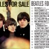 The Beatles (1964) – Beatles for Sale Album