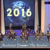 Rockstar Cheer – The Beatles worlds 2016 semi finals