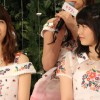 AKB48横山由依がゼクシィ購入!柏木は「結婚願望あります」 「ゼクシィ」新CM&CMソング発表会2