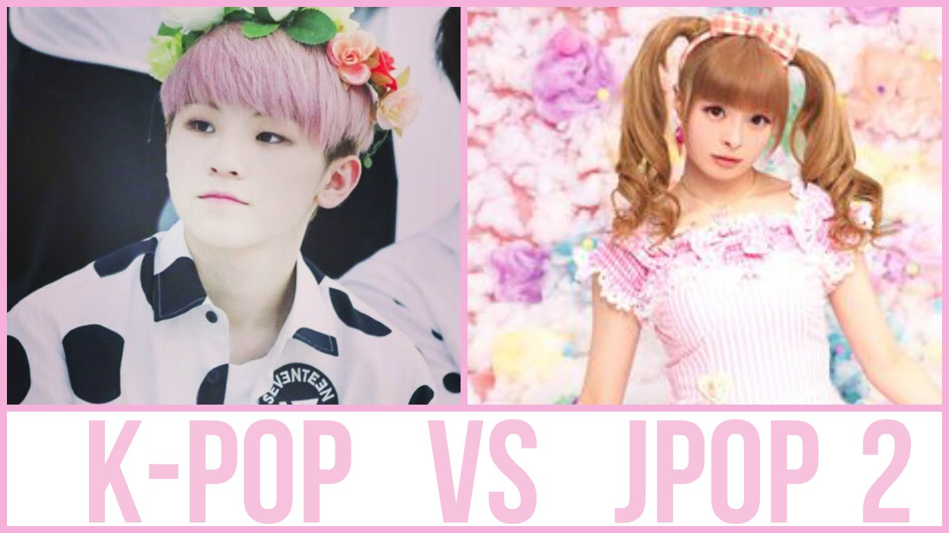 k pop vs j pop 2 which is the cutest 動画でひと休み