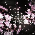 松田聖子/薔薇のように咲いて 桜のように散って (ドラマ「せいせいするほど、愛してる」主題歌)