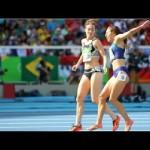【感動スポーツ】リオ五輪、米国とニュージーランドの選手、助け合い 陸上女子5000m