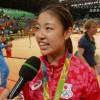 奥原希望インタビュー バドミントン女子シングルス銅メダル