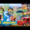 BEATBUGS: BEATLES, NETFLIX e HOT WHEELS – UNBOXING #15