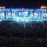 """サザンオールスターズ – ピースとハイライト 「SUPER SUMMER LIVE 2013 """"灼熱のマンピー!! G★スポット解禁!!"""" 胸熱完全版」"""