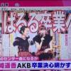 島崎遥香 ぱるる卒業へ 2016.09.16 AKB48祝賀会