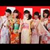 AKB48、浴衣姿で夏祭り