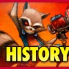 ROCKET RACCOON's History was Inspired by the BEATLES?! || Alter Ego || NerdSync