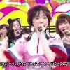 【20161118】AKB48 ハイテンション Mステ