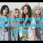 JPOP GROUPS THAT KPOP FANS SHOULD LISTEN TO [GIRLS GROUPS]
