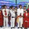 2008/3/7 MステOP SMAP  ジャニーズJr. ジタバタ純情