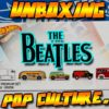 "HOT WHEELS – THE BEATLES 2017 ""TOYS R US EXCLUSIVE"" POP CULTURE"