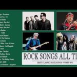 The Eagles,Scorpions,The Beatles,Led Zeppelin,ACDC Greatest Hits-Great Classic Bands Rock 80's 90's