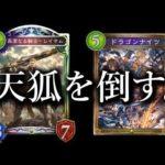 【シャドウバース】「天狐」殺しのドラゴンナイツレイサムロイヤル【Shadowverse】