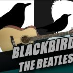 Cómo tocar Blackbird en guitarra – The Beatles – (TUTORIAL)