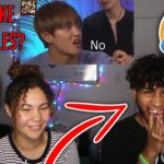 COUPLE REACTS TO : |BTS Compared to the Beatles!?| | BTS Speaking English Compilation |