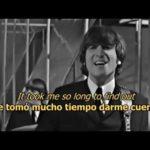 Day tripper – The Beatles (LYRICS/LETRA) [Original] (+Video)