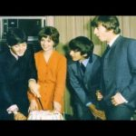 ♫ The Beatles 22nd birthday party for Paul McCartney at the Sheraton Hotel, 1964 /photos