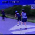 2018.08.24 高木菜那/美帆・士別で トレーニング 公開 スピードスケート ナショナルチーム