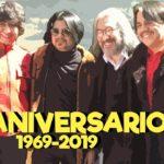 CELEBRANDO 50 AÑOS DEL CONCIERTO EN LA AZOTEA DE THE BEATLES EN LA CIUDAD DE MÉXICO