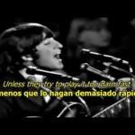 Rock and roll music – The Beatles (LYRICS/LETRA) [Original] [+Video]