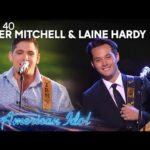 Laine Hardy Sings a Beatles Classic & Tyler Mitchell Sings a Steve Moakler Hit – American Idol 2019