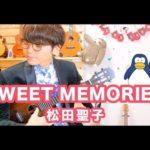 【演奏動画】SWEET MEMORIES – 松田聖子 / ソロウクレレカバー