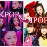 From KPOP into JPOP