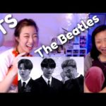 BTS on The Late Show tribute The Beatles KOREAN MOM & DAUGHTER REACTION | Stephen Colbert INTRO