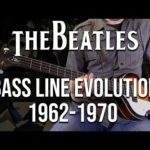 The Beatles Bass Lines Evolution – #12 is too hard!