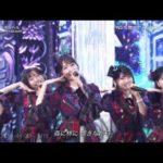 欅坂46 × Aqours × AKB48 FNS歌謡祭 2019年12月4日  クリスマス音楽バンド