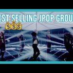 BEST SELLING JPOP GROUPS! || Weeaboo