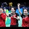 【速報】感動!激戦!卓球女子団体銅メダルおめでとう!!ハイライト