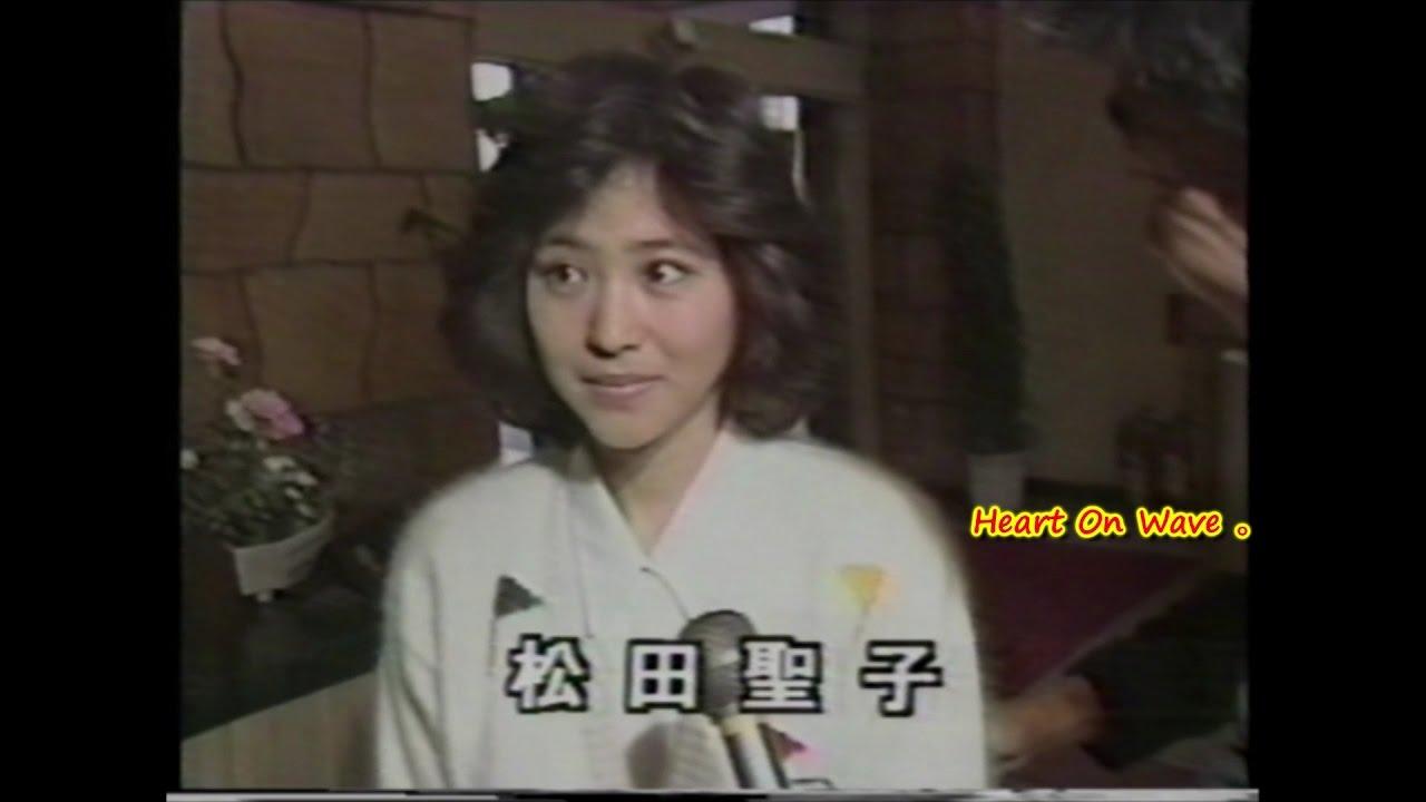 松田聖子 1986年大晦日のアルバム大賞 紅白出場 1987年正月特番