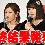 【AKB48グループ】「NHK紅白歌合戦」選抜、最終結果発表!!【夢の紅白選抜】