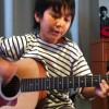 思い過ごしも恋のうち – サザンオールスターズ (played by KEEPON 10 years old)