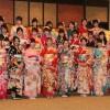 AKB48グループ32人が振り袖姿で華やかに成人式 AKB48グループ2017年新成人メンバー成人式記念撮影会3