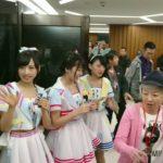 20170429 AKB48 チーム8 ファンミーティング in Hong Kong 見送る① 岡部麟 小栗有以 山田菜々美