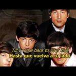 Wait – The Beatles (LYRICS/LETRA) [Original]
