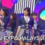 【AKB48】ジャパンエキスポ マレーシア 2019 【JAPAN EXPO MALAYSIA 2019】