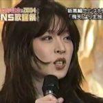 FNS 歌謡祭 松田聖子 中森明菜